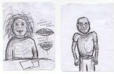 banking doodles